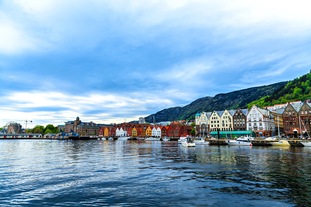 Bergen in Norway