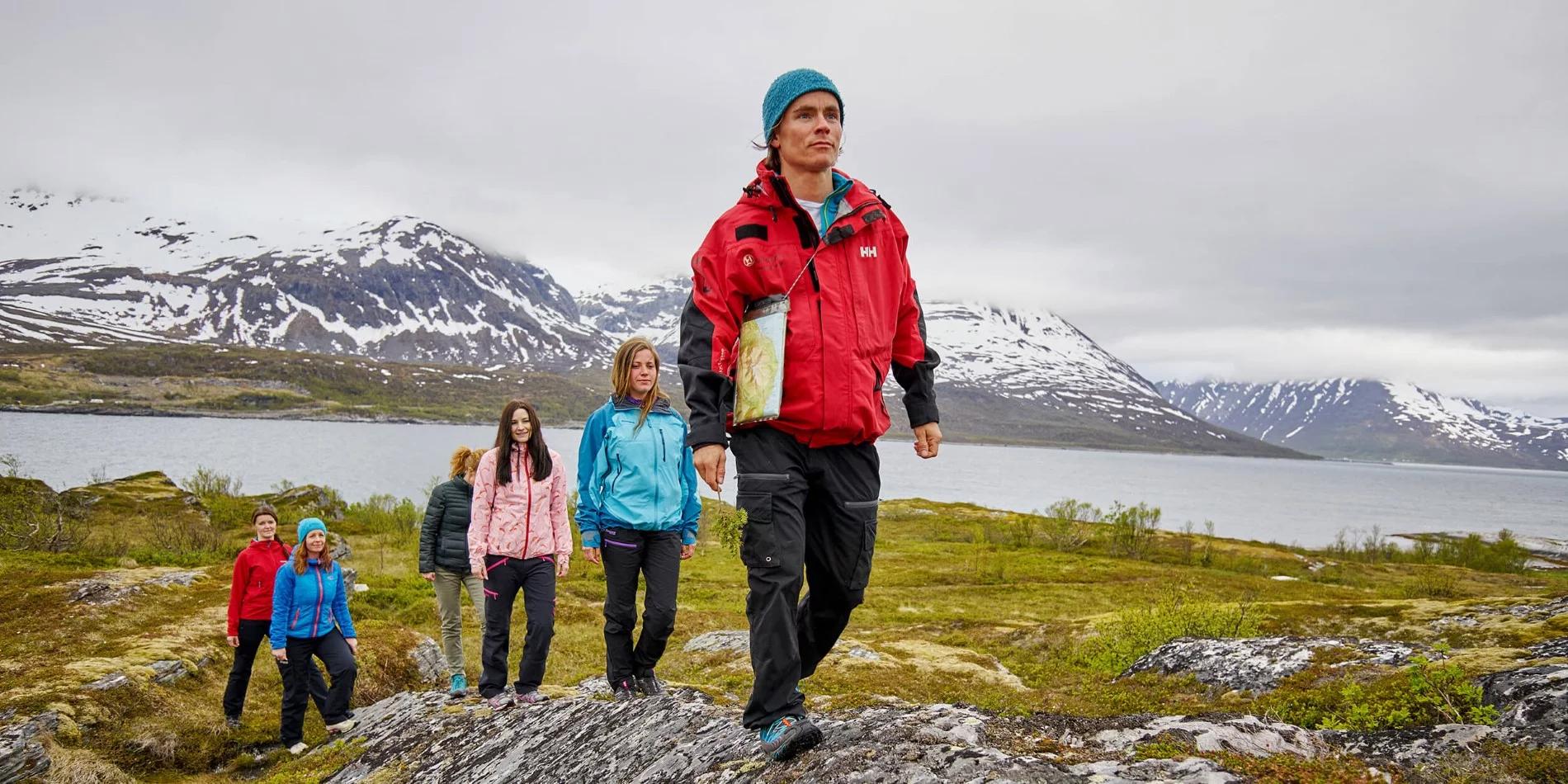 Hurtigruten excursion in Bodo