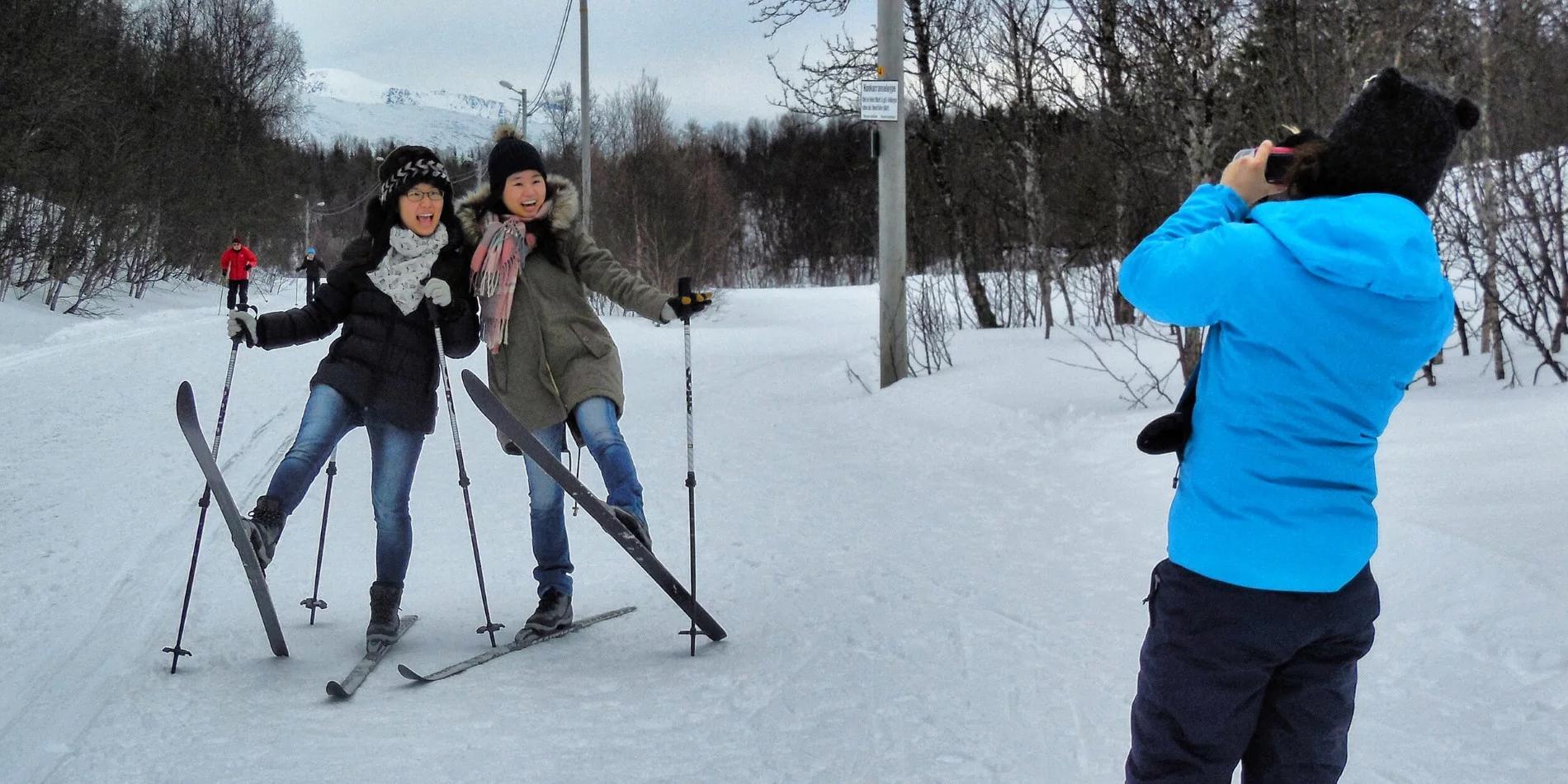 Hurtigruten excursion in Tromso