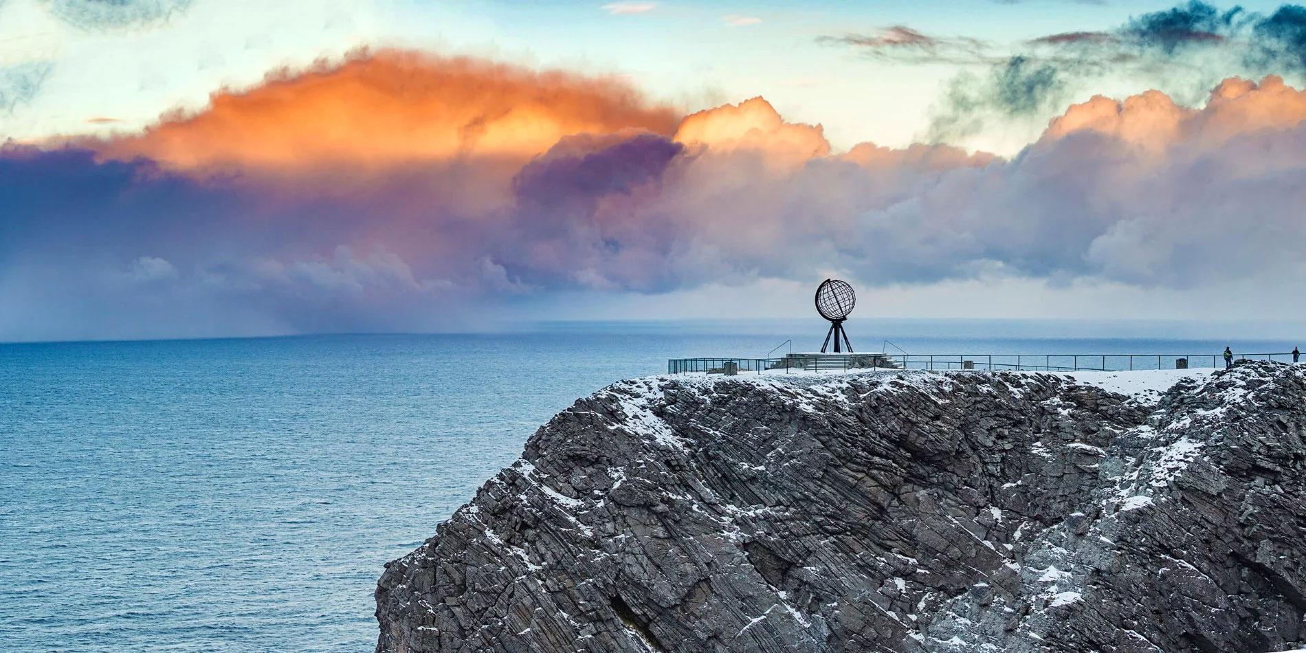 Hurtigruten excursion North Cape