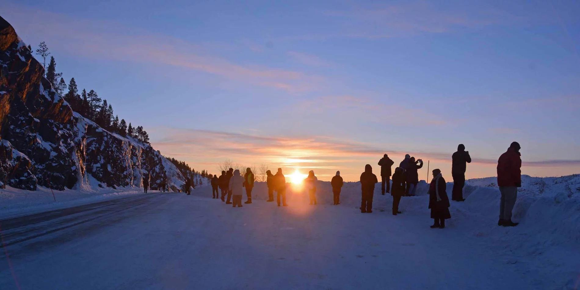 Hurtigruten excursion to the Russian Border