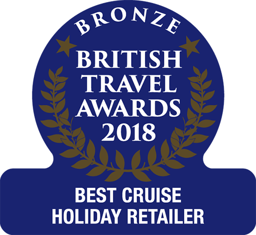 British Traval Awards 2018 Bronze