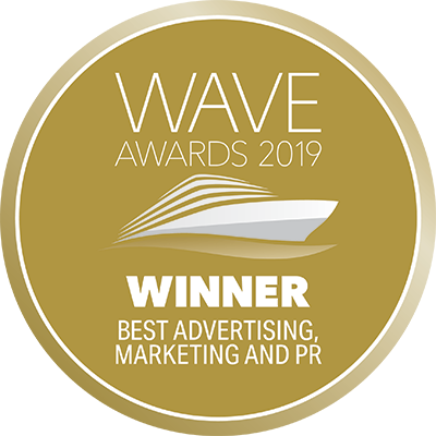 Wave Awards Winner 2019