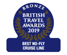 "British Travel Awards - Cunard ""Best No-Fly Cruise Line"" Bronze Award"
