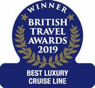 "British Travel Awards 2019 - Cunard ""Best Luxury Cruise Line"" Winner"