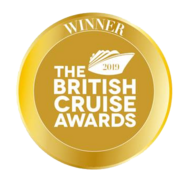 "The British Travel Awards - Scenic ""Best Luxury River Cruise"" 2019 Winner"