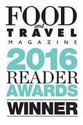 Food & Travel Magazine Awards 2016