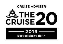 The 2019 Cruise 20 Awards - Best celebrity tie-in