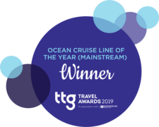 TTG Awards 2019 - Celebrity Cruises Ocean Cruise Line of the Year