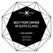 Celebrity Cruises - Best Performer for Suite Class, ROL Cruise