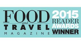 Food & Travel Magazine Awards 2015