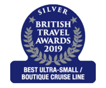 "British Travel Awards 2019 - Silversea ""Best Ultra-Luxury Small Boutique Cruise Line"" Silversea Award"