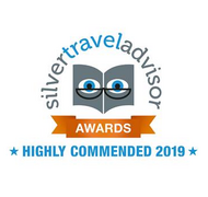Silver Travel Advisor - Scenic highly commended 2019