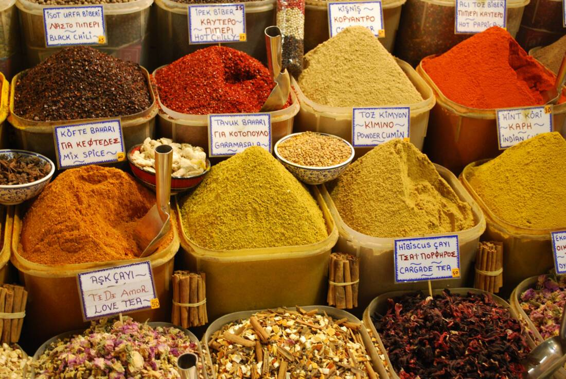 Image result for Explore Asia's largest spice market