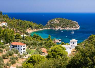 Visit Skopelos on a cruise to Greece or the Mediterranean