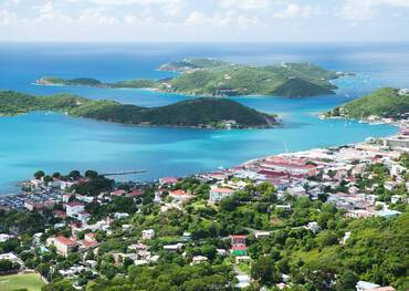 Cruises to Charlotte Amalie, St Thomas