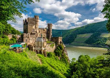 Rhine Gorge, Germany