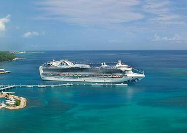 Crown Princess, Princess Cruises