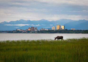 Anchorage (Seward), Alaska