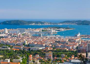 Cruises to Toulon, France