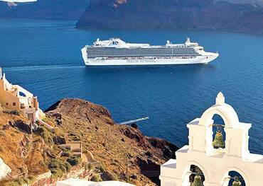 Emerald Princess, Princess Cruises