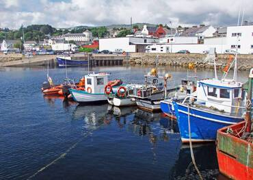 Donegal (Killybegs), Ireland