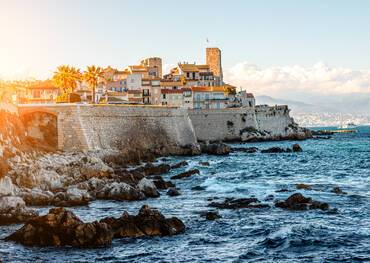 Cruises to Antibes