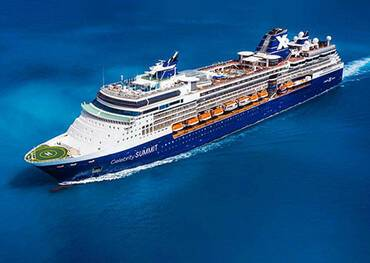 Celebrity Summit, Celebrity Cruises