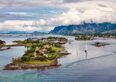 Bronnoysund, Norway