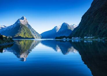 Milford Sound, New Island