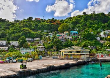 Cruises to St. Vincent