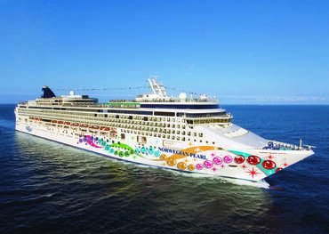 Norwegian Pearl 'NCL cruises'