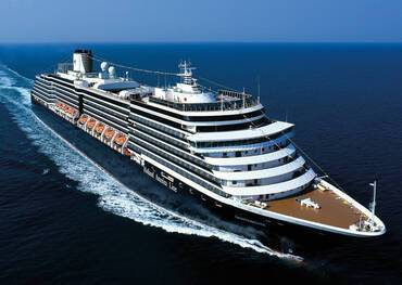 Oosterdam, Holland America Line