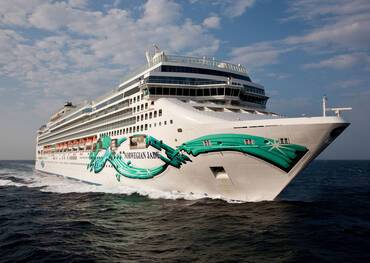 Norwegian Jade 'NCL cruises'