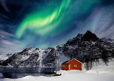 Lofoten (Reine), Norway