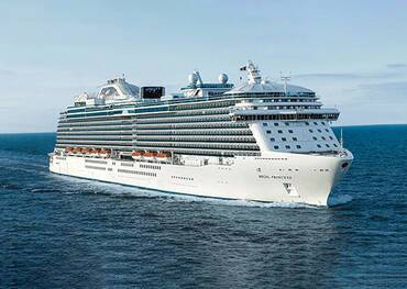 Regal Princess, Princess Cruises