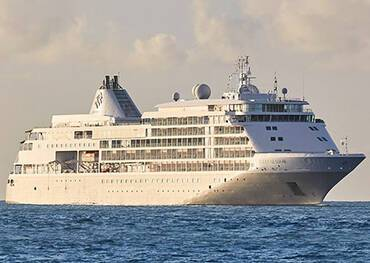 Silver Shadow, Silversea