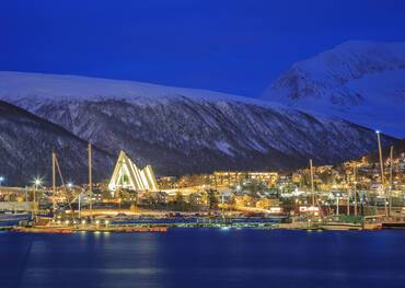 Tromso night