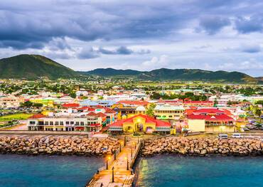 Basseterre, St Kitts