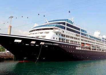 Azamara Club Cruises | Azamara Journey