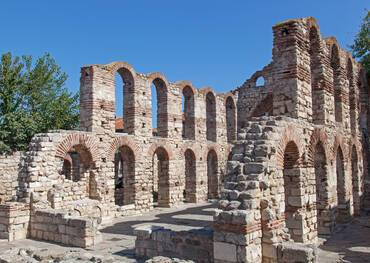 Cruises to Nessebar, Bulgaria
