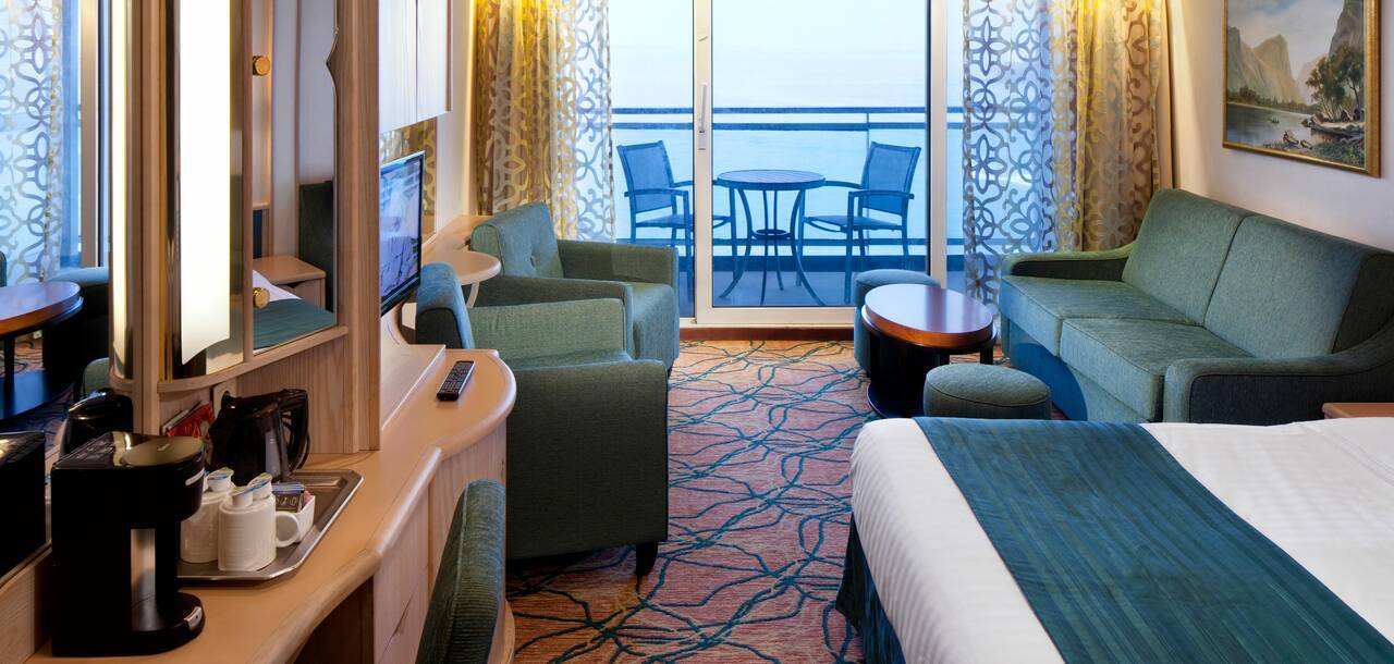 Vision of the Seas Junior Suite