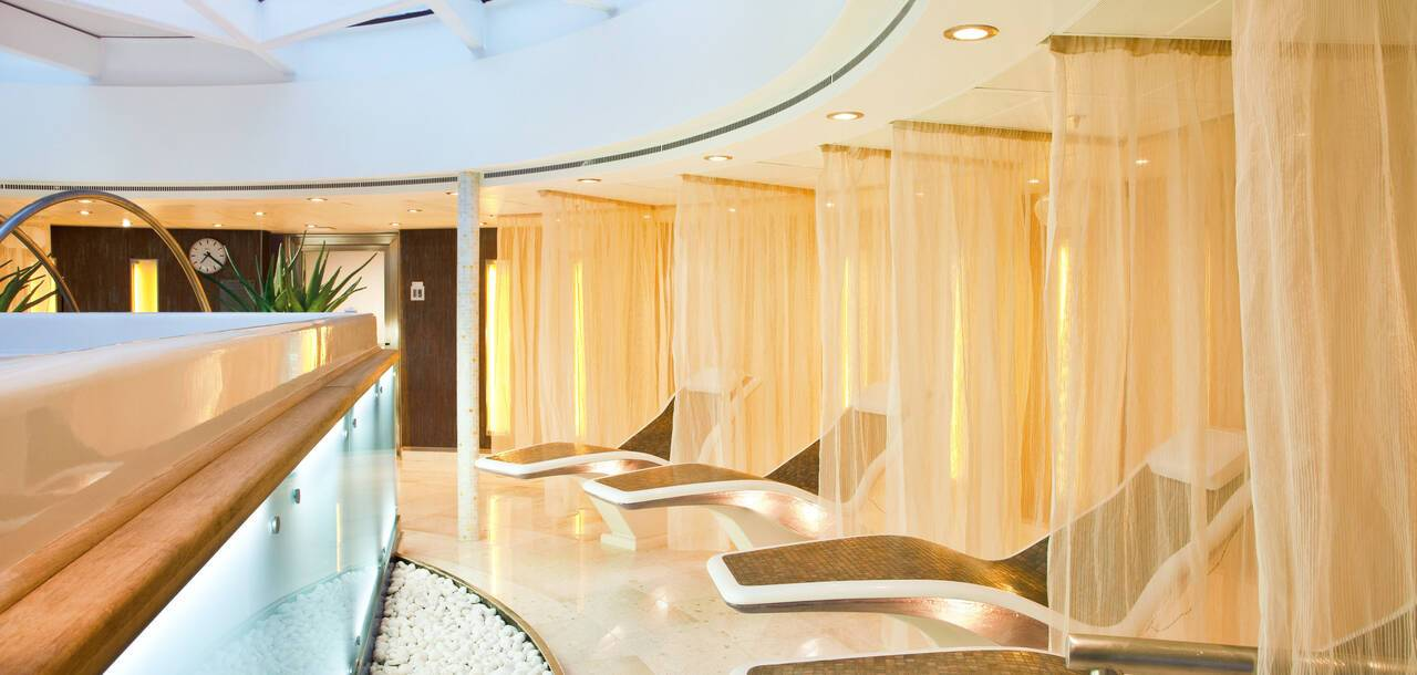 The Spa at Seabourn Odyssey