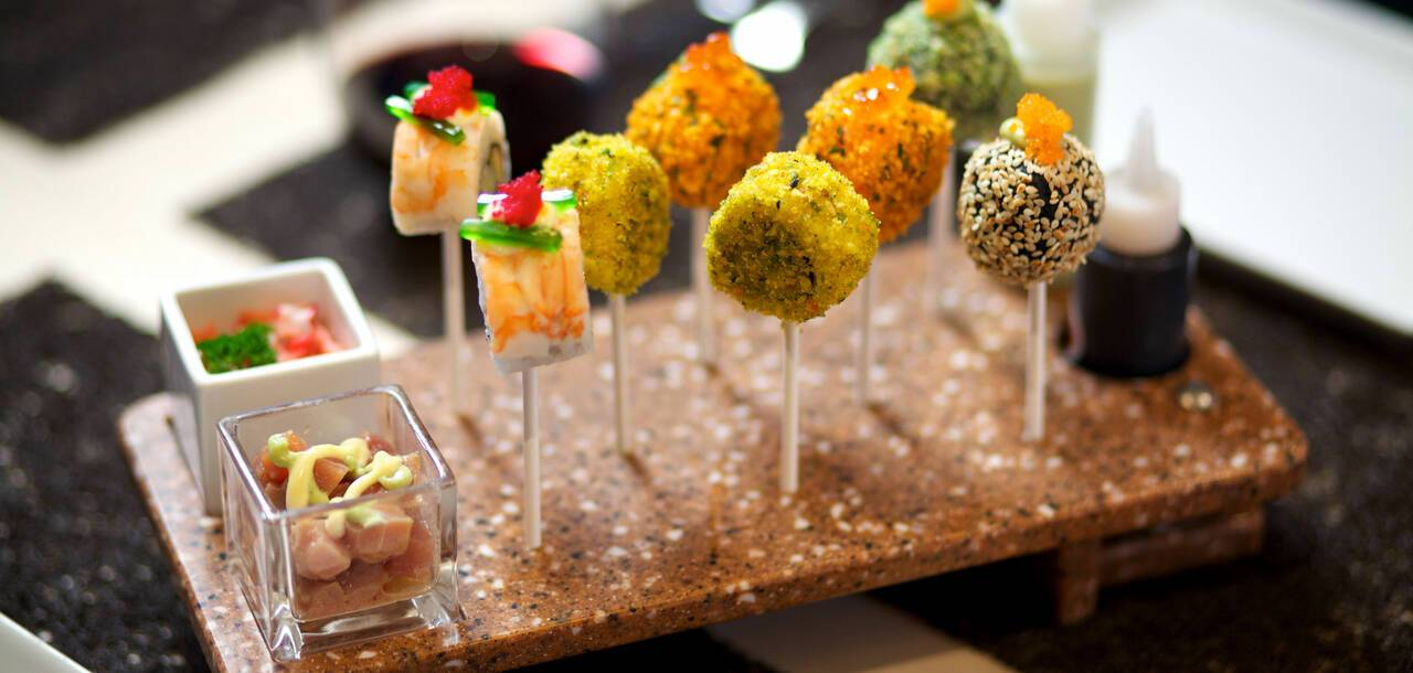 Celebrity Cruises | Celebrity Silhouette Nibbles