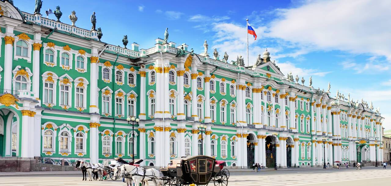 Explore St. Petersburg on a Baltic cruise
