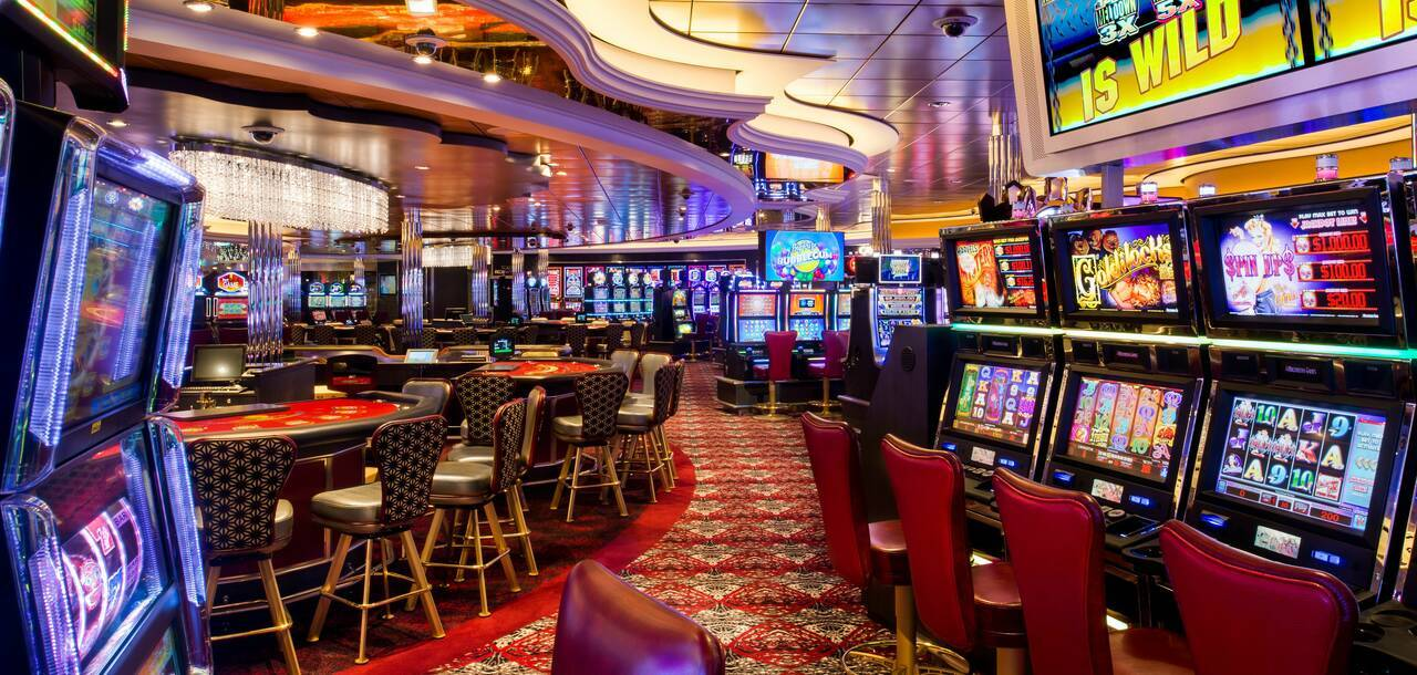 Harmony of the Seas Casino