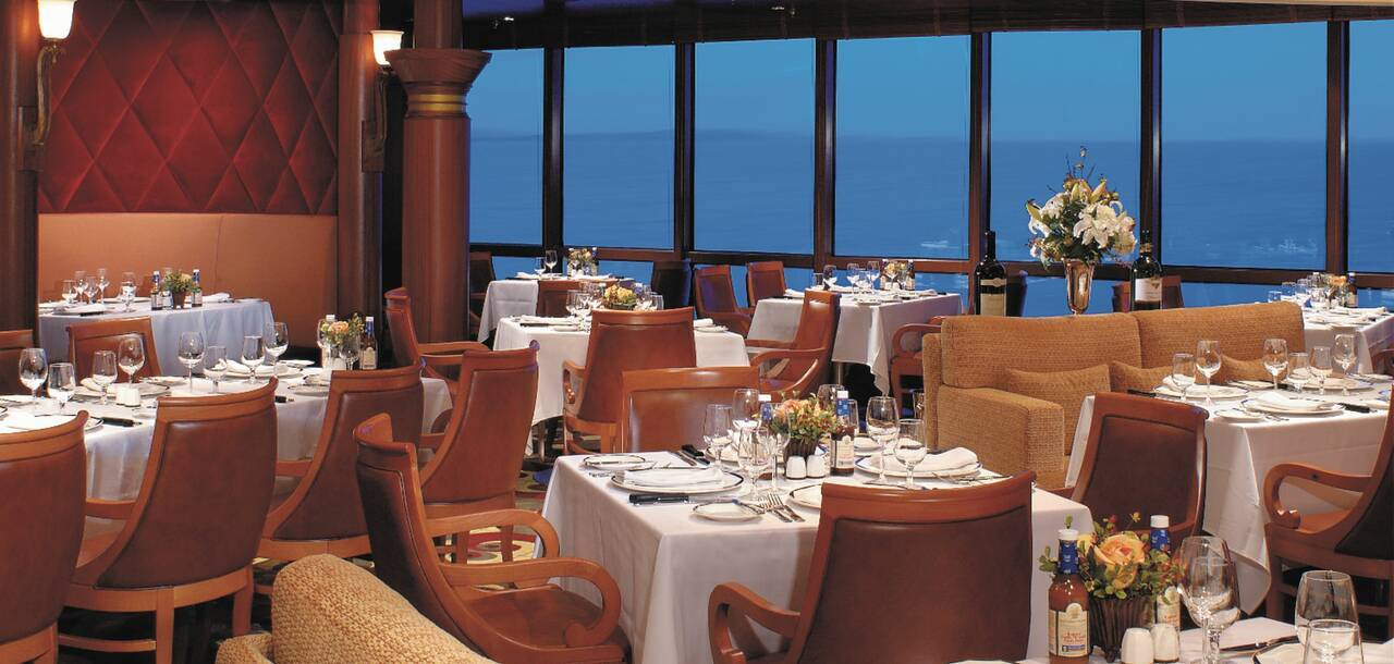 Jewel of the Seas Chops Grille