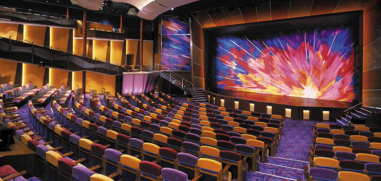Brilliance of the Seas Theatre