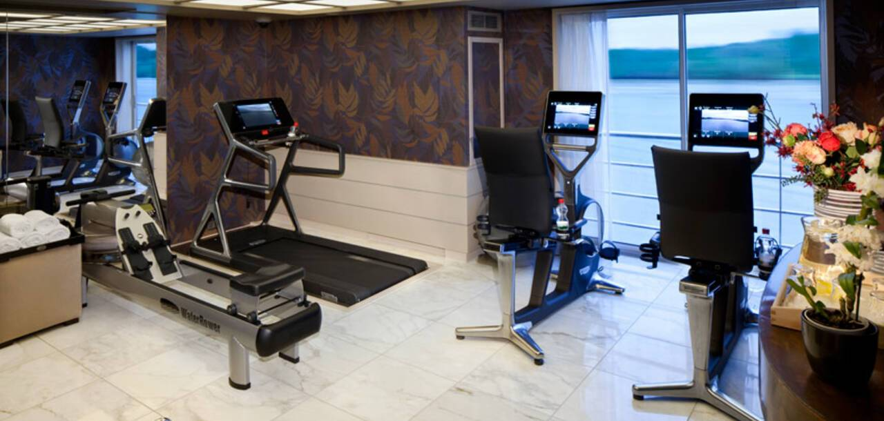 APT Cruising | MS AmaCerto - Gym