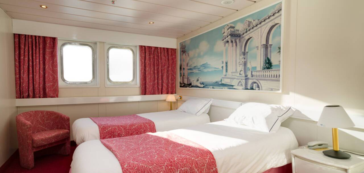 Cruise & Maritime Voyages | Astoria Cat 11 Category